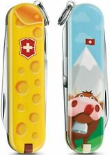VICTORINOX CLASSIC SD 2019 ALPS CHEESE SWISS ARMY POCKET KNIFE 0.6223.L1902