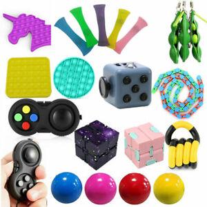 Fun Sensory Toys - Fidget Stress Sensory Autism ADHD Special Needs SENS Gift UK
