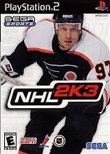 NHL 2K3 (Sony PlayStation 2, 2002)G