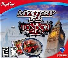 Mystery PI The London Caper by PopCap Games