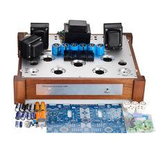 HiFi 300B Vacuum Tube Power Amplifier Single-ended Stereo Audio Amp DIY KIT 7W*2
