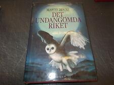 MARTIN HOCKE:DET UNDANGOMDA RIKET.FORUM 1990 HARDCOVER!IN SVEDESE!!