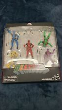 Marvel Legends DEADPOOL Rainbow Squad Comic Book Action Hero Figure Set of 5 NEW