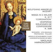 Wolfgang Amadeus Mozart : Wolfgang Amadeus Mozart: Missa in C Major, K. 317/...