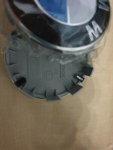 4X 68mm Cache Moyeu Jante centre de roue Logo insigne badge enjoliveur pour BMW