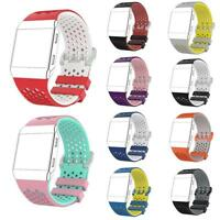 Replacement Silicone Wristband Band Bracelet Strap for Fitbit Ionic Smart Watch