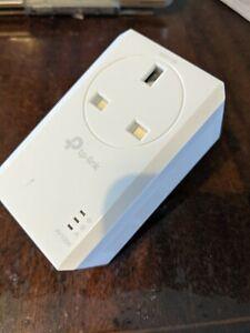 TP-Link 1-Port Gigabit ethernet Lan  Extender Powerline adapter addon 1000mbps