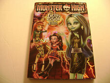 Monster High: Freaky Fusion / Fusion Monstrueuse (DVD with Slipcover) Mattel