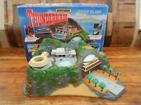 Matchbox Thunderbirds Tracy Island Playset Boxed + Complete