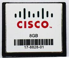 N7K-CPF-8GB 8GB Compact Flash Memory for Cisco Nexus 7000 Log Flash Genuine