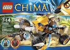 NEW LEGO CHIMA Lennox Lion Attack 70002 Crug Vehicle Disc Shooter CHI Sealed NIB