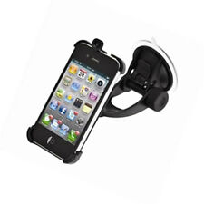 Neuf igrip voiture traveler kit APPLE IPHONE 4S suction mount holder noir T6-90503