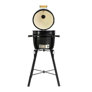"Kamado Bono Minimo 15"" Grill Stand Easy to Assemble Lightweight UK Stock New"