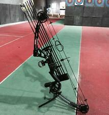Aluminum Alloy Compound Bow Set 20-60lbs Outdoor Hunting Archery Bow Right Hand