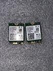 Lot Of 2 - Intel Dual Band Wireless-AC 8265NGW Bluetooth