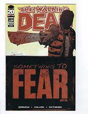 Walking Dead # 102 1st Print NM High Grade Zombie Kirkman AMC Image