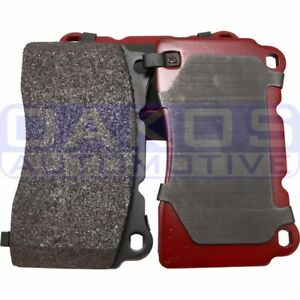 Carbotech Front Brake Pads for '03-'15 EVO 8, 9 & X Part # CT1001A-XP8