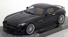 Minichamps  2016 Mercedes Benz Brabus 600 GT S Black 1/18 Scale LE 333 In Stock!