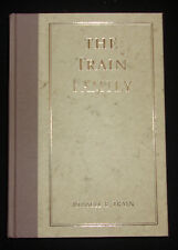 Russell E Train TRAIN FAMILY Political History Washington DC Geneaology SIGNED!
