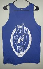 awesome Macklemore & Ryan Lewis - Shark Face Gang tank top shirt - men's M, NWOT