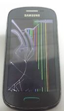 Samsung Galaxy Exhibit 4GB Metro PCS BAD Touch Screen Cracked LCD Clean IMEI