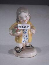 + # a014501 Goebel ARCHIVIO pattern KF 900 B, nano da giardino con cesto di frutta, stile barocco