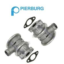 Porsche Pair Set of 2 Crankcase Check Valves for Air Injection Systems Pierburg