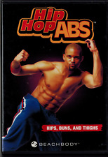 Hip Hop ABS (Hips, Buns, and Thighs with Shaun T) LAST MINUTE BUNS BEACHBODY DVD