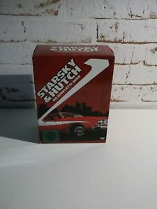 Starsky & Hutch - Die komplette Serie  (20 DVDs) Komplettbox Staffel 1-4