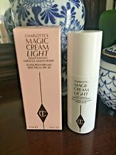 Nib! ~Charlotte Tilbury~ Magic Cream Light Weight Moisturizer 16 fl oz Msrp $100