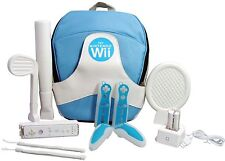 Pair and Go 11 in 1 Kit Bag backpack zaino Nintendo WII