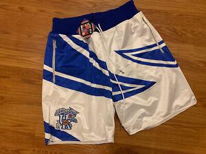 1994 1995 Kentucky Wildcats Throwback Shorts Custom Medium