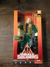 Small Soldiers 12' Chip Hazard Figure Vintage Hasbro New In Box New Old Stock