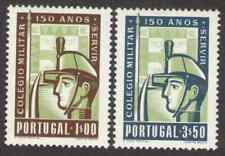 Portugal. 798-799. Cadet & College Arms. Mint. Hinged. -74
