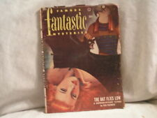 OCTOBER 1952 FAMOUS FANTASTIC MYSTERIES PULP MAGAZINE