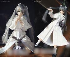 1/3 BJD dollfie dream doll outfit Kasuga No Sora Cosplay Dress Set B DDdy ship U