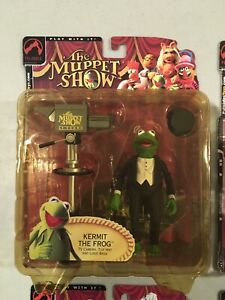 Palisades Muppets Series Three 3 - Kermit The Frog - NEW