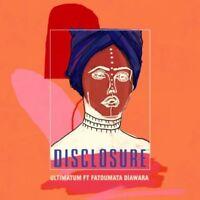 """Disclosure - Ultimatum Feat. Fatoumata Diawar (Vinyl 12"""" - 2018 - EU - Original)"""