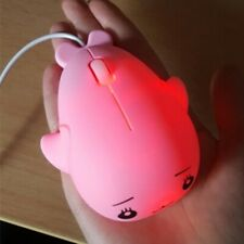 Mini Cute Pink Optical Wired Mouse USB Gaming Mouse PC Laptop Computer For Girls