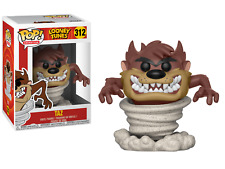 "New Pop Animation: Looney Toons - Taz 3.75"" Funko Vinyl VAULTED"