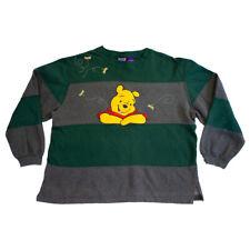 Disney Girls Winnie The Pooh Backside Breast Print Hoodie