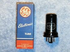 NOS GE 6SC7GT Tubes – 12 AVAILABLE – Buy More, Save More! All test ≥100%  (L70)