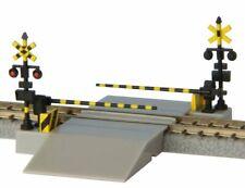 Rokuhan Z Scale Japanese Railroad Crossing Set S045-1