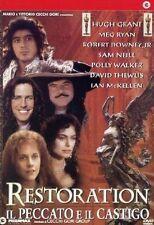 Restoration - Il Peccato E Il Castigo (1996) DVD
