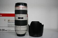 Canon EF 70-200 mm F/2.8 L  USM Objektiv 1 Jahr Gewährleistung
