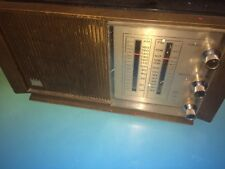 *Rare* Vintage Silvertone Transistor Radio (Model: 132.20360000) (Walnut) Sears