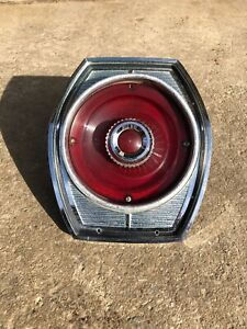 1965 Ford Galaxie Custom Tail Light Assembly.