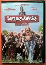 Astérix & Obélix contre César DVD Region 2 Clavier Depardieu Benigni Zidi