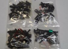 New Ansmann Hot Rod Complete Screw Set & Misc parts Inc Pinion