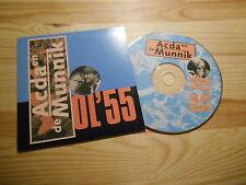 CD Pop Acda En De Munnik - OL' 55 (2 Song) SONY / SMART